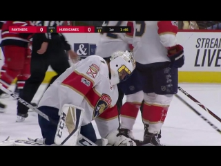 Highlights: FLA vs CAR Nov 7, 2017