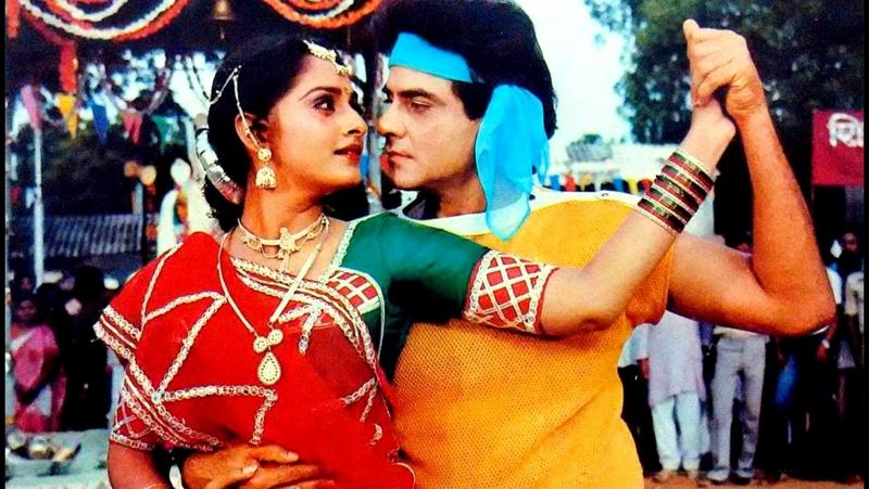 Tune Tune Pilaya Hai Kya | Haqeeqat 1985 Songs | Jeetendra, Jaya Prada, Реальность (1985). Джая Прадха и Джитендра