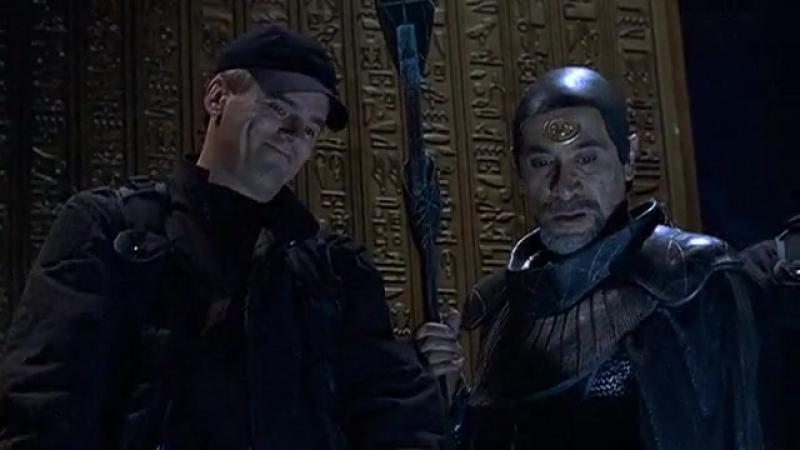 Звездные Врата SG-1 (2 сезон, 1 серия)