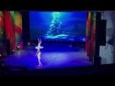 Соня в отчетном концерте-2017. Адажио из балета Щелкунчик