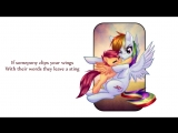 4everfreebrony - Even More Awesome Than Me (Death Cab for Cutie ponified)
