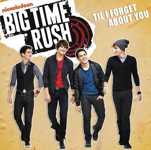 Big Time Rush альбом Til I Forget About You
