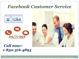 Why do I need to gain Facebook Customer Service @1-850-316-4893