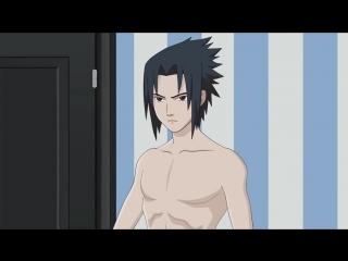 (18+) Naruto - Удаленная сцена. Саске, Сакура и... Итачи?