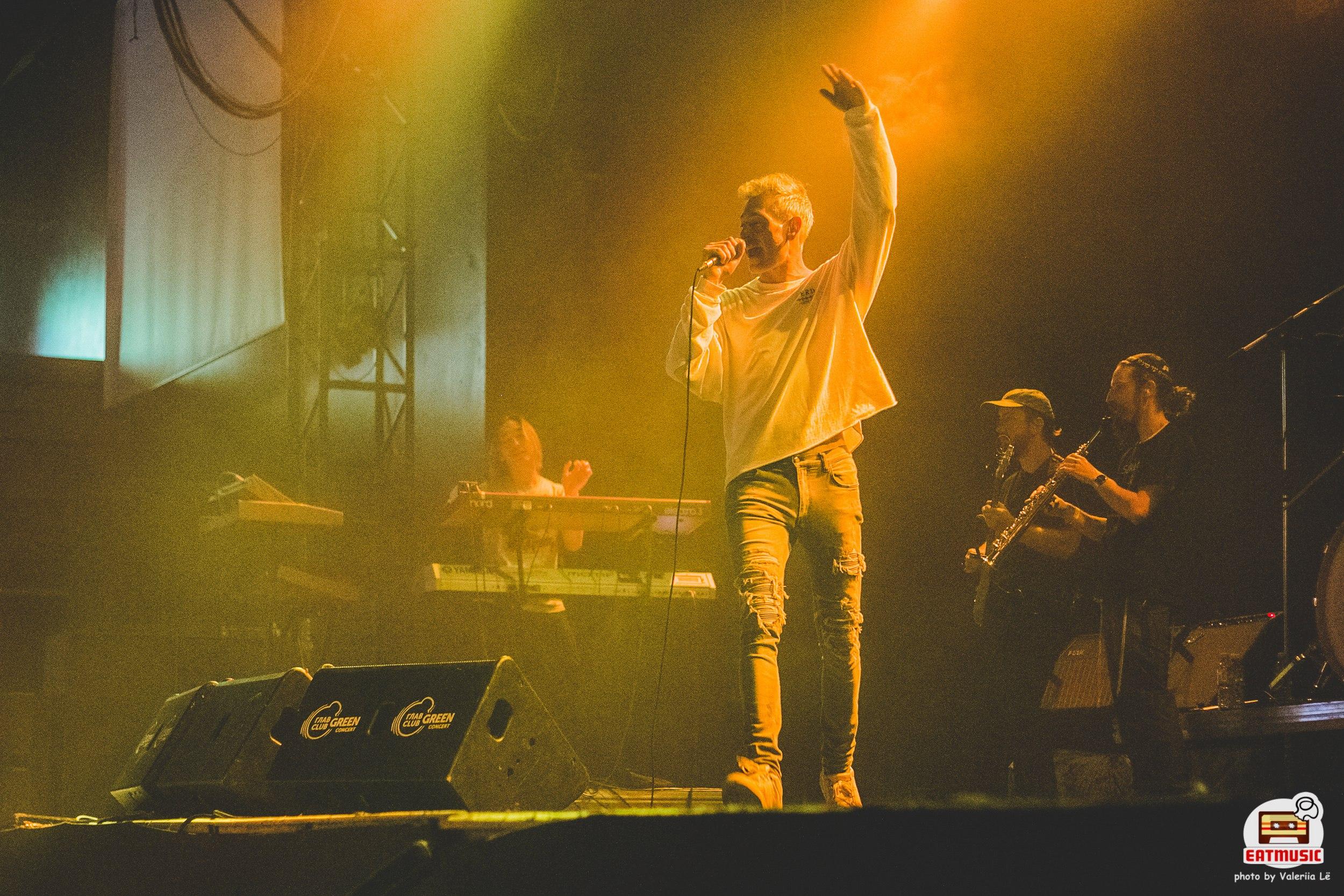 Концерт Matisyahu в Москве 13-09-2017: репортаж, фото Валерия Литвак