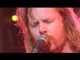 Metallica - Fade To Black Live Moscow 1991 HD / Тушино