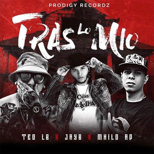 JayB альбом Tras Lo Mio (feat. Teo Lb & Mhilo Ad)
