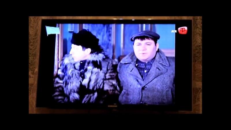 Фрагменты из к/ф Джентельмены удачи на Крымскотатарском языке