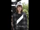 CM Aragaki Yui - Toyota NOAH - 2017.12.22