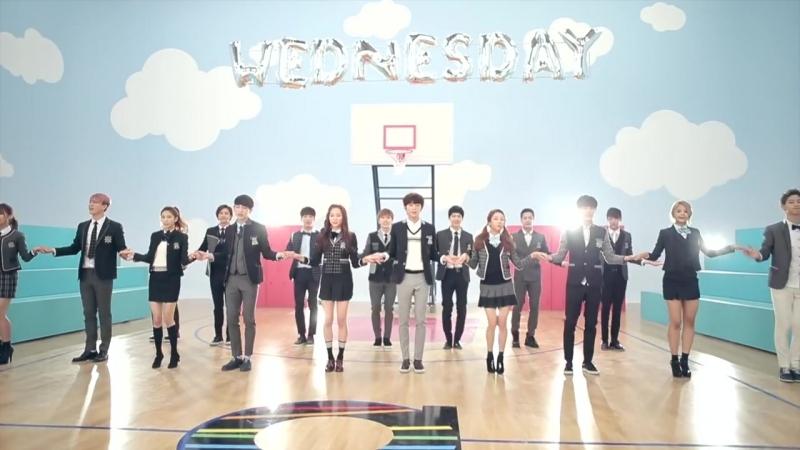 [가족사랑의날] B1A4 (비원에이포) GOT7 (갓세븐) Collabo - Family (패밀리) Dance Tutorial (안무배우기 영상)