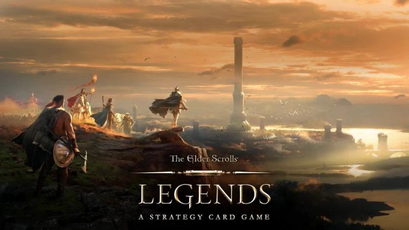 The Elder Scrolls: Legends | Сегодня покончим с Тёмным Братством, сходим на арену и поиграем со зрителями