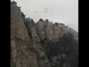 гора ай-петри высота 1250 метров над уровнем моря