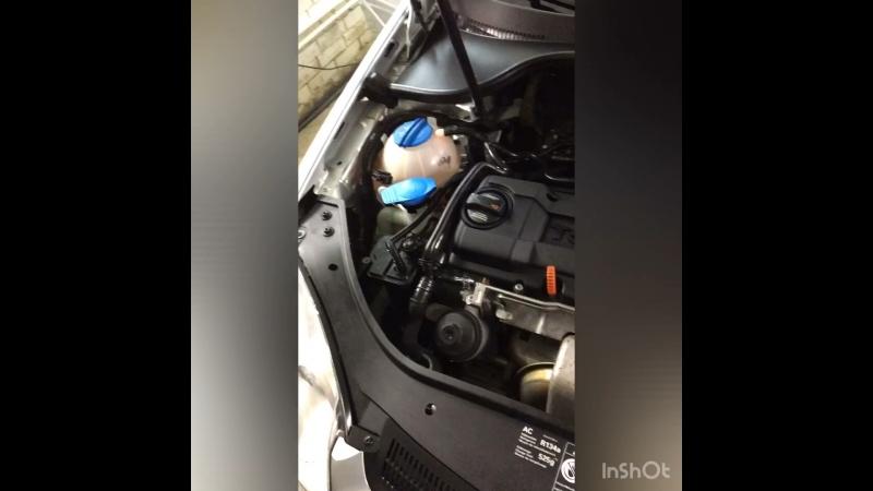 VolksWagen Golf 5 предпродажная подготовка