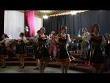 Отрывок из концерта с участием Алины и Вероники Хваль