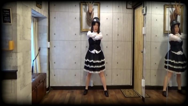 【Vivid_s/ソロ】 Happy Halloween 踊ってみた 【うはぎ】 sm32130634
