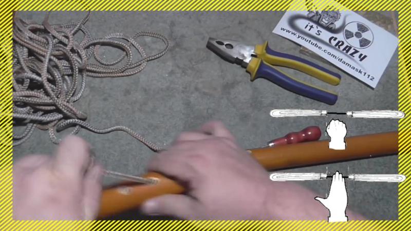 Как сделать НУНЧАКИ настоящие деревянные Длина палок, толщина рукоятей, длина ве