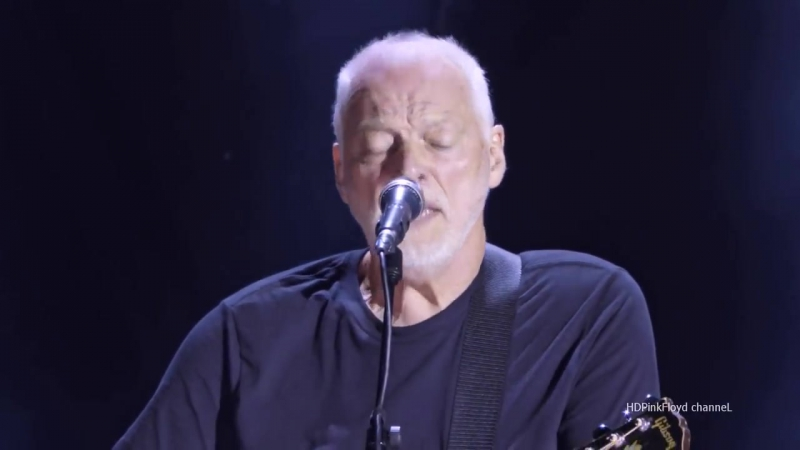 David Gilmour - Wish You Were Here - Live at Pompeii 2016