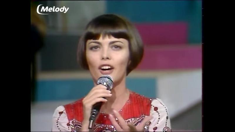 Mireille Mathieu Pardonne moi 1970