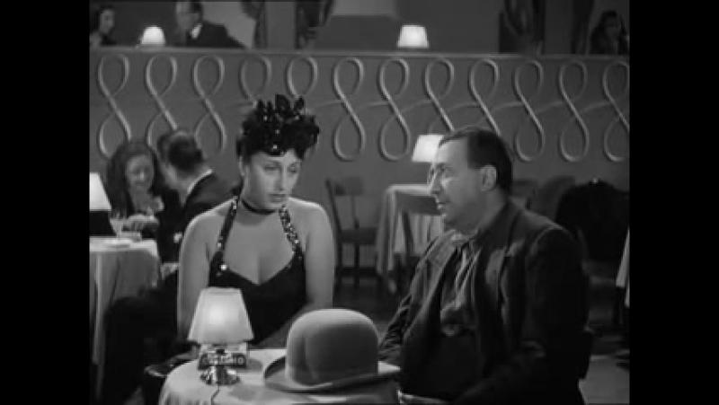La fortuna vien dal cielo - Anna Magnani 1942