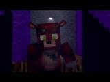 СМОТРИ НА МЕНЯ - Майнкрафт 5 Ночей С Фредди Клип (На Русском) - FNAF 5 Nights Minecraft Parody Song.mp4