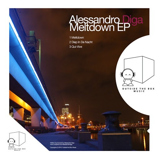Alessandro Diga альбом Waterproof EP