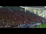 FIFA18 Красивый гол Гамшика