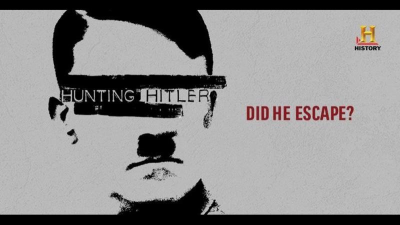 Охота на Гитлера, 3 сезон, 1 эп. Охота: На финишной прямой. (2018)