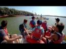 Сплав на катамаране с детьми по Дунаю 02 09 17