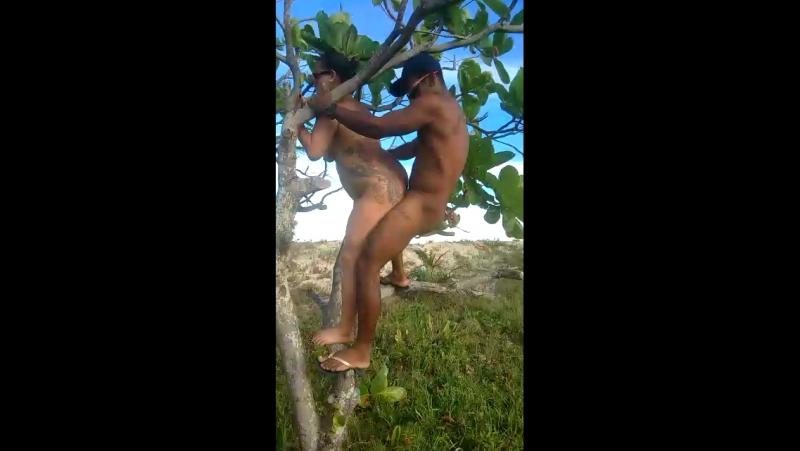 Секс на дереве