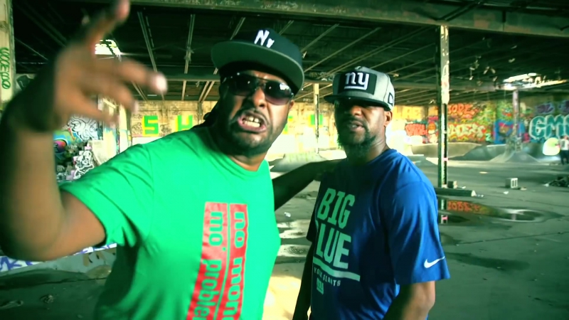 King RA Bunty Beats - We Hold It Down pt. 2