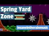 Spring Yard Zone (ft. Swiggles1987) - Sonic 1  Jazz Cover