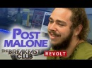 Post Malone Interview With The Breakfast Club Power 105.1 FM. 24.08.2015