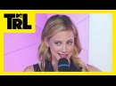 Lili Reinhart on 'Riverdale' Season 2 & Jughead Relationship | Weekdays at 3:30pm | #TRL