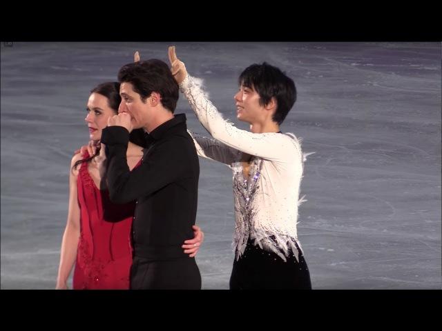 2018 Olympics EX Notte Stellata Finale (Yuzuru Hanyu-focused fancam)