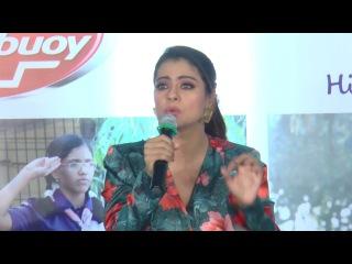 Kajol Speech On Lifebuoy Host Help A Child Reach 5 Campaign   UNCUT