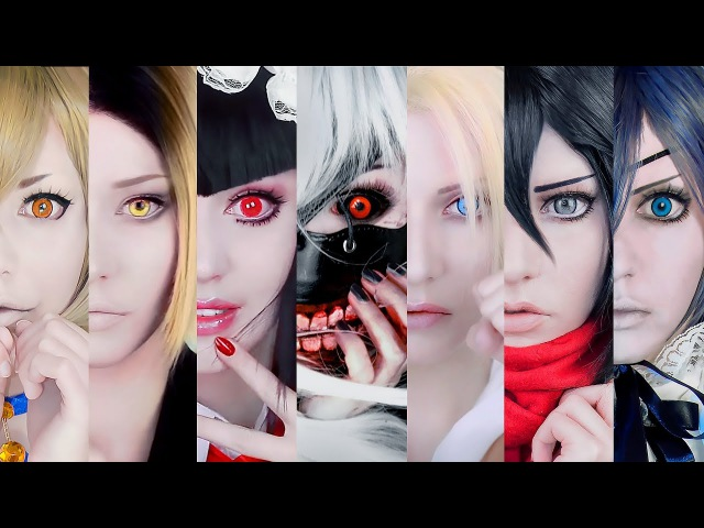 ☆ Review What Circle Lenses for cosplay PART 2 ☆