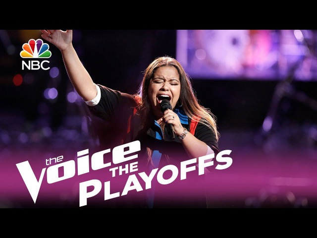 The Voice 2017 Brooke Simpson - The Playoffs: It's a Man's Man's Man's World