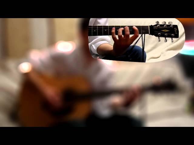 Как играть Шаляй-валяй на гитаре