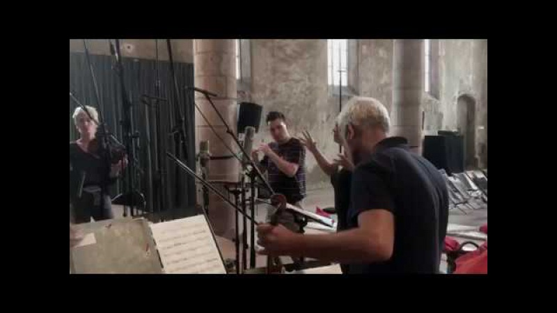 Nuria Rial Maurice Steger | Kammerorchester Basel - Baroque Twitter - CD recording