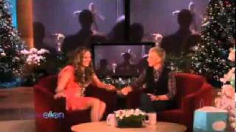 Will Jennifer Lopez Trip While on Ellen