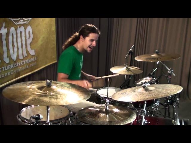 Nick Woods Drum Solo