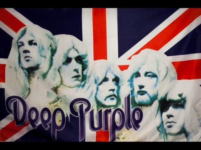 Рок передача о рок группе Deep Purple