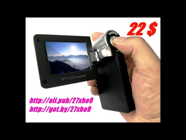 Momomo HD, Цифровая Видео Камера, Вращающийся экран, 2018