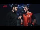 Post-fight interview: Shamil Shahbulatov