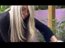 Dame Evelyn Glennie plays acoustic garden