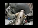 Ремонт редуктора бензокосы, замена шестеренок/Repair of gearbox of brush cutter,