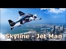 Rayan Myers, Jetman Dubai - Skyline. Ив Росси (Yves Rossy) и Винс Reffet – покорители неба в Дубае.