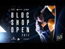 Bloc Shop Open 2017