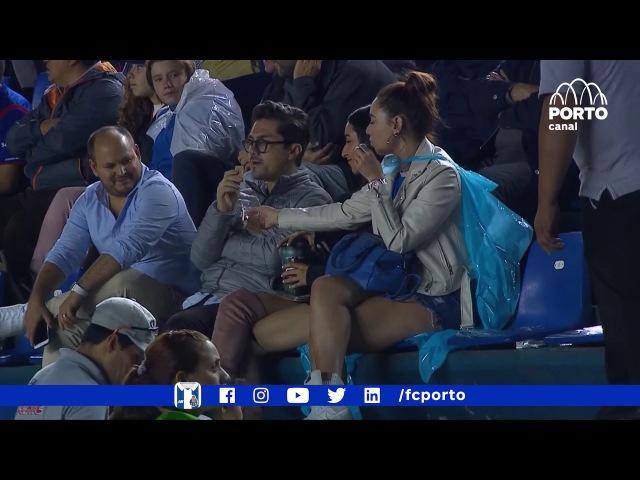 Cruz Azul-FC Porto (SuperCopa Tecate, jogo 1, resumo)