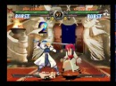Guilty Gear XX Reload Baiken VS Ky PS2